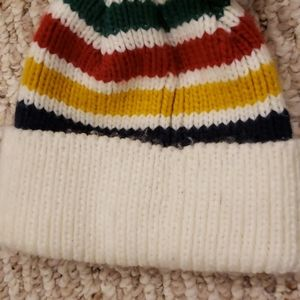 Hudson's Bay Accessories - 12-24 month HBC hat, mitts, booties set
